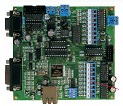 TRi-Triangle Reserch Int'l Super PLC FMD88-10 . 8DI, 8DO, 8AI, 2AO, RS-232, RS-485, TCP/IP